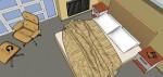 Lišák -ložnice - 4